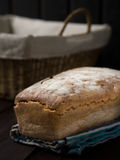 Olive bread Royalty Free Stock Image