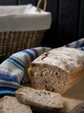 Olive bread Stock Photos