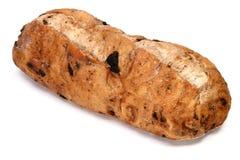Olive Bread Loaf Stock Image