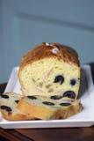 Olive cake loaf Stock Image