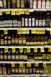 Olive Cooking-oliën royalty-vrije stock afbeelding