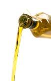 olive de pétrole plue à torrents photographie stock