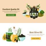 Olive Design Concept Immagine Stock Libera da Diritti