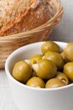Olive farcite Fotografia Stock