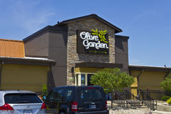 Olive Garden Italian Restaurant II Royalty Free Stock Photography