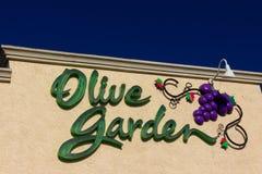 Olive Garden Restaurant Exterior Stockfoto