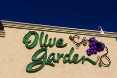 Olive Garden Restaurant Exterior Stock Photo
