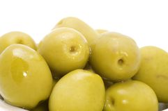 Olive green Stock Image
