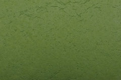 Olive-green mulberry paper abstract background Royalty Free Stock Images