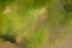 Olive Green Oil Background abstraite illustration libre de droits