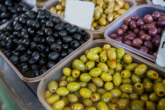 Olive Healthy Food arkivfoto