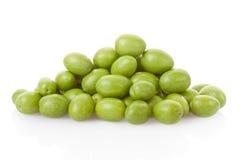 Olive heap Royalty Free Stock Photos