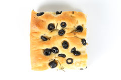 Olive Herb Focaccia fotografia de stock