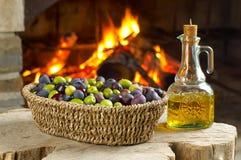 olive innego rodzaju Zdjęcie Royalty Free