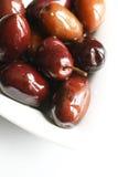 Olive kalamata Stock Image