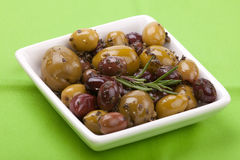 Olive Medley Royalty Free Stock Images