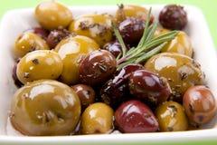 Olive Medley Royalty Free Stock Image