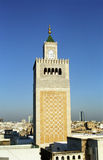 Olive Mosque, Tunis, Tunisia Royalty Free Stock Photography