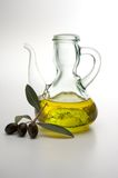 Olive oil Royalty Free Stock Photos