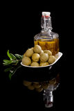 Olive oil. Stock Photography