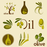 Olive oil Royalty Free Stock Images