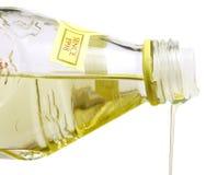 Olive oil. Bottle of olive oil Stock Image
