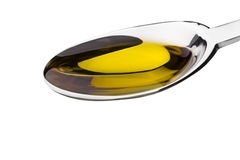 Olive Oil Royalty Free Stock Photography