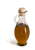 Olive oil bottle Stock Photography