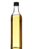 Olive oil bottle Royalty Free Stock Images