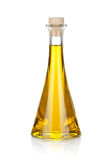 Olive oil bottle Royalty Free Stock Image