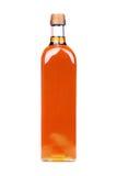 Olive oil bottle Royalty Free Stock Images