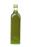 Olive oil bottle royalty free stock photo