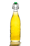Olive oil Bottle Royalty Free Stock Photos