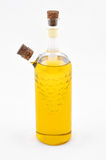 Olive oil bottle Royalty Free Stock Photography