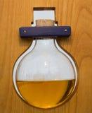 Olive oil bottle Stock Photo