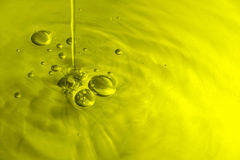 Free Olive Oil Bubbles Stock Photo - 43320