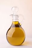 Olive oil carafe Royalty Free Stock Images