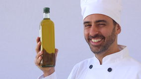 Olive oil stock footage