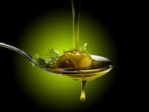 Olive oil Royalty Free Stock Photo