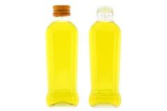 Olive Oil com gosto suave isolada no branco Fotos de Stock Royalty Free