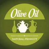 Olive Oil design Stock Photos
