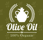 Olive Oil design Royalty Free Stock Images