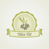 Olive oil  icon design illustration Stock Photos