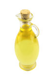 Olive oil in jug Royalty Free Stock Images