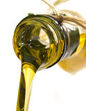 Olive Oil Macro Royalty Free Stock Photo