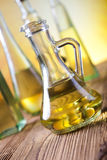 Olive Oil, Mediterranean rural theme Stock Images