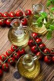 Olive Oil, Mediterranean rural theme Royalty Free Stock Photo