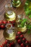 Olive Oil, Mediterranean rural theme.  Stock Photo