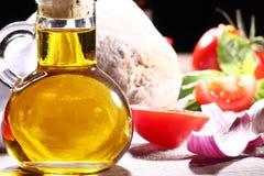 Olive oil Stock Image