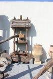 Olive Oil Press photographie stock libre de droits